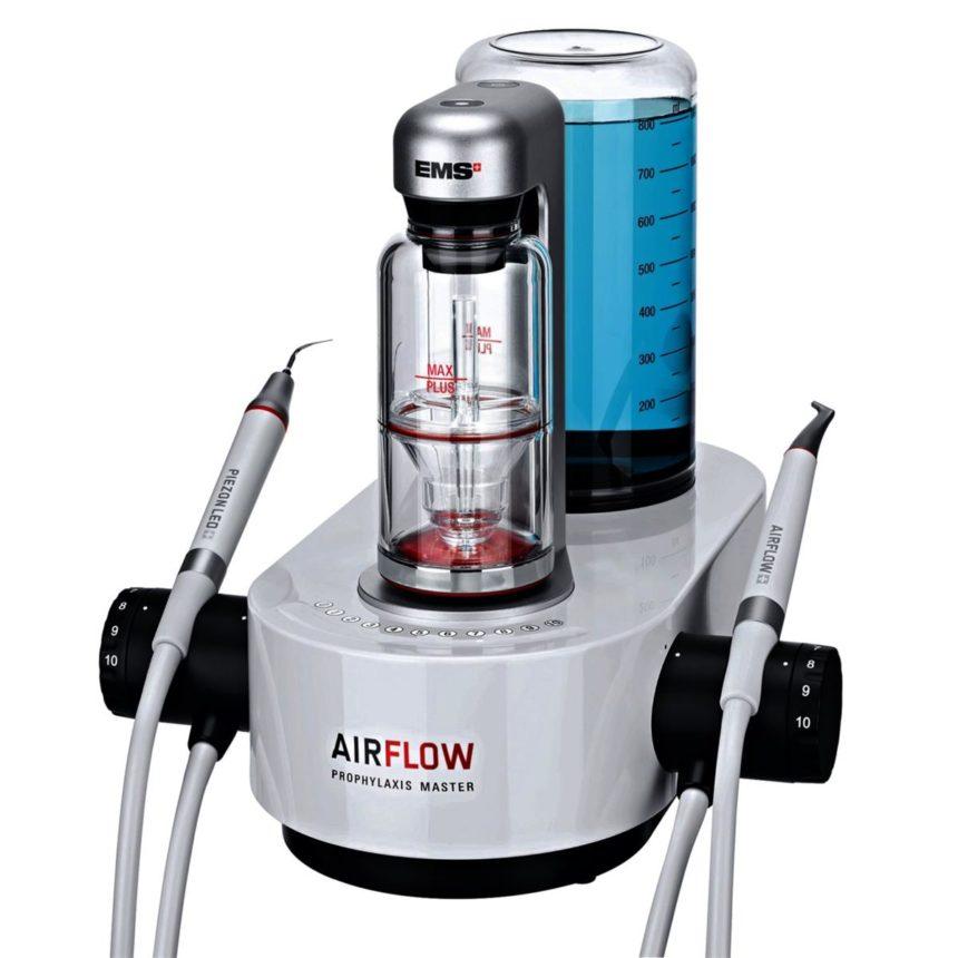 pískování AIR – FLOW